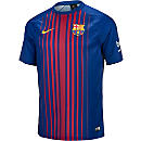 Nike Barcelona Training Top - Deep Royal Blue & University Gold