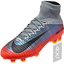 Nike Mercurial Superfly V CR7 FG - Cool Grey & Metallic Hematite