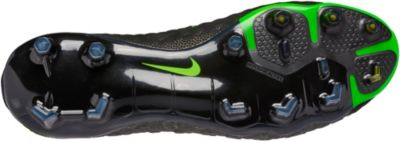 Nike Hypervenom Phantom 3 DF FG Radiation Flare - Electric Green/Black/Hyper Orange Kids