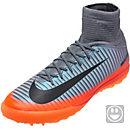 Nike Kids MercurialX Proximo II TF - CR7 - Cool Grey & Metallic Hematite