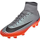 Nike Mercurial Victory VI DF FG - CR7 - Cool Grey & Metallic Hematite