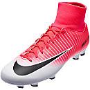 Nike Mercurial Victory VI DF FG - Racer Pink & Black