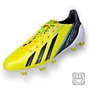 adidas Youth F50 adizero TRX FG  Vivid Yellow with Black