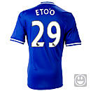 adidas Youth Chelsea Eto'o Home Jersey 2013-2014