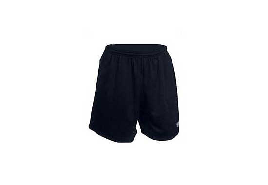 Official Sports Economy Referee Shorts  Black