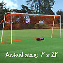 Golme Professional Training Goal  7 x 21