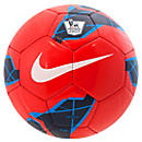 Nike League Pitch EPL Soccer Ball  Red with Blue