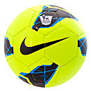 Nike League Pitch EPL Soccer Ball  Volt with Blue