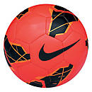 Nike Pitch Soccer Ball  Bright Crimson