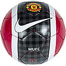 Nike Manchester United Skills Soccer Ball  Red with Black