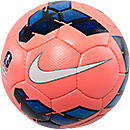 Nike Incyte FA Match Soccer Ball  Mango with Blue