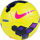 Nike EPL Strike HiVis Soccer Ball  Yellow with Purple
