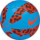Nike Rolinho Menor Futsal Ball - Blue and Red