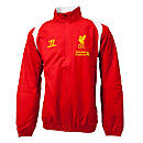 Warrior Liverpool Presentation Jacket  Red