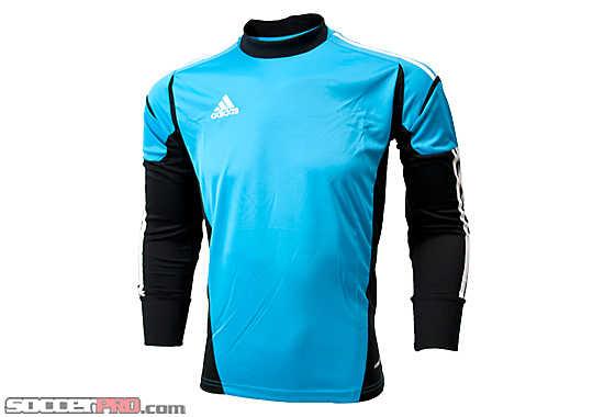 Adidas youth cono 12 blue goalkeeper jerseys