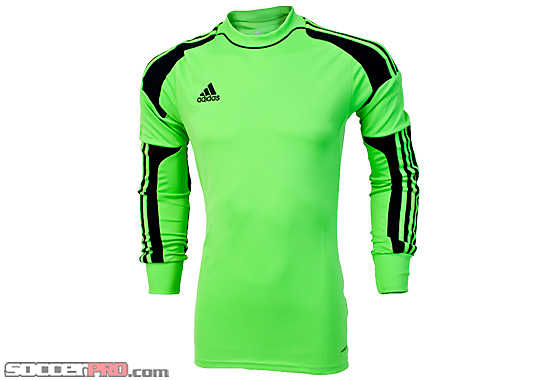 adidas revigo 13 goalkeeper jersey green gk jerseys. Black Bedroom Furniture Sets. Home Design Ideas