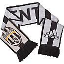 adidas Juventus Scarf - Black & White