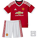 adidas Manchester United Home Mini Kit 2015-2016