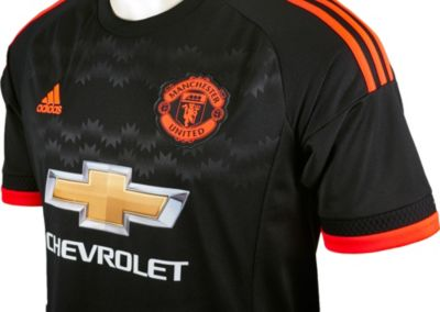 manchester united black jersey 2015