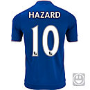 adidas Kids Eden Hazard Chelsea Home Jersey 2015-16