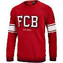 adidas Bayern Munich Grpahic Sweatshirt - FCB True Red & White