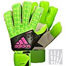 adidas ACE Zones Allround Goalkeeper Gloves - Solar Green & Black