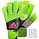 adidas ACE Zones Allround Goalkeeper Gloves - Solar Green & Black