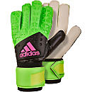 adidas ACE Replique Goalkeeper Gloves - Solar Green & Black