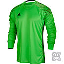 adidas Kids Onore 16 Goalkeeper Jersey - Solar Lime & Raw Lime