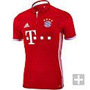 adidas Bayern Munich Authentic Home Jersey 2016-17