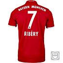adidas Kids Franck Ribery Bayern Munich Home Jersey 2016-17