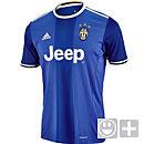 adidas Kids Juventus Away Jersey 2016-17