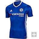 adidas Chelsea Authentic Home Jersey 2016-17