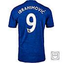 adidas Kids Zlatan Ibrahimovic Manchester United Away Jersey 2016-17