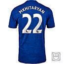 adidas Kids Henrikh Mkhitaryan Manchester United Away Jersey 2016-17