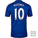 adidas Kids Wayne Rooney Manchester United Away Jersey 2016-17