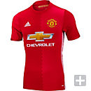 adidas Manchester United Authentic Home Jersey 2016-17