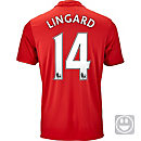 adidas Kids Jesse Lingard Manchester United Home Jersey 2016-17