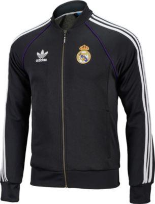 adidas real madrid superstar jacket real madrid soccer. Black Bedroom Furniture Sets. Home Design Ideas
