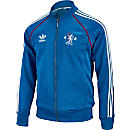 adidas Chelsea Superstar Track Top - Dark Royal