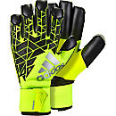 adidas ACE Trans Figertip Goalkeeper Gloves - Solar Yellow & Black