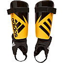 adidas Ghost Club Shinguard - Solar Gold & Black