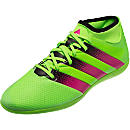 adidas ACE 16.3 Primemesh IN - Solar Green & Shock Pink