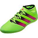 adidas ACE 16.3 Primemesh IN - Solar Green & Shock Pink