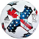 adidas MLS Nativo 17 Official Match Ball - White & Red