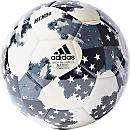 adidas 17NFHS MLS Competition Match Ball - White & Silver Metallic