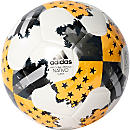 adidas 17 MLS Glider Soccer Ball - White & Solar Gold