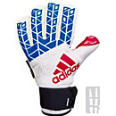 adidas ACE Trans Ultimate Goalkeeper Gloves - White & Blue