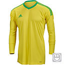 adidas Kids Revigo 17 Goalkeeper Jersey - Bright Yellow & Energy Green