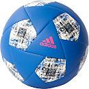 adidas X Glider Soccer Ball - Blue & Shock Pink